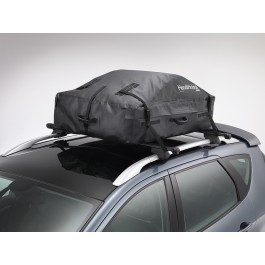 Luggage carrier roof bags