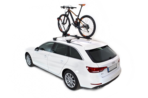 Bike carriers roof