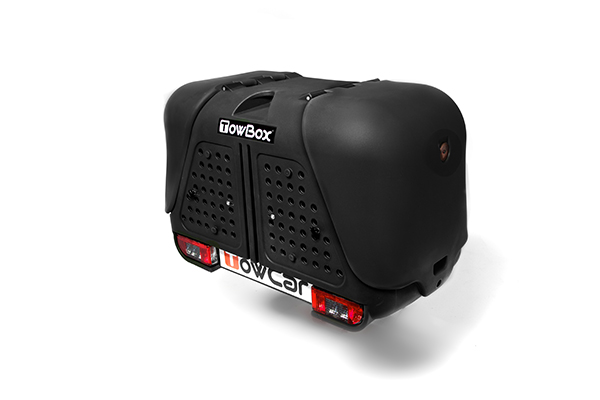 Towbox V2 Dog Black Edition
